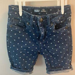 Star Bermuda shorts